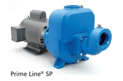 Goulds Pumps 30SPM10F SPM Self-Priming Centrifugal Pump