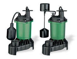 HP33 HP50 Cast Iron Sump Pumps