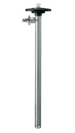 Lutz 0151-001-TRI Drum Pump Tube MMS-SS R TRI