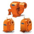 BS Self-Priming Trash Pumps