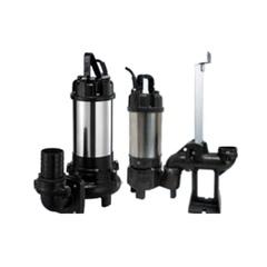 SV-200/575/3, Stancor Non Clog Effluent Pumps Avenger Series