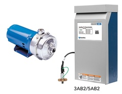 Goulds Pumps 3AB2LCB1H2D0 Aquavar ABII Variable Speed Pump Controller
