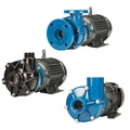 GP Sealed Plastic Centrifugal Pump