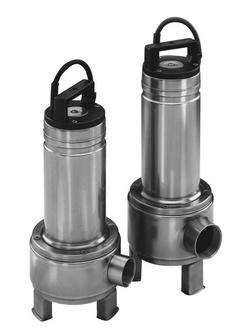 "Goulds 2DV55D6VA 2DV 2"" Sewage Pump"