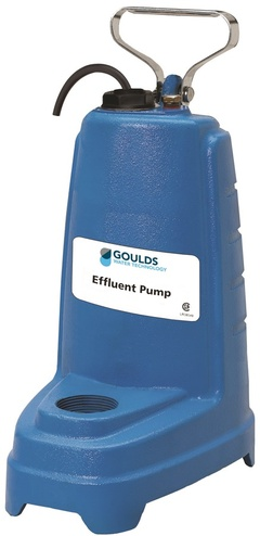 Goulds Pump PE31P1 PE Submersible Effluent