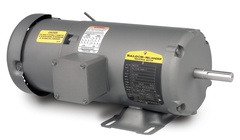 BM3543 Baldor AC Motor, Unit Handling, Short-Series Brake Motors