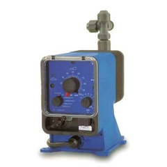 Pulsatron Pumps Model LTE4SA-VHC1-XXX Chemical Metering Pump