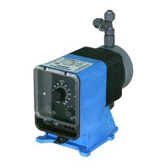 Pulsatron Pumps Model LPE4SA-PVC1-XXX Chemical Metering Pump
