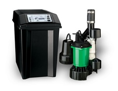 Hydromatic Pump FG-2200C Battery Backup System Pumps