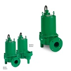 MS3S / MSB3S Wastewater Sewage Pumps