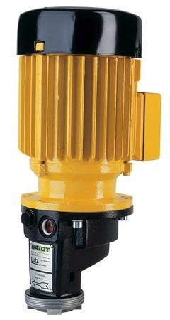 Lutz 0004-019 Drum Pump Motor B4 GT