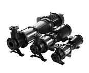 CR-H Horizontal Multistage Pumps