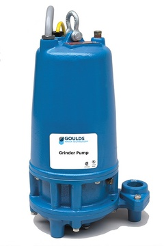 Goulds 1GD51G1AF 1GD Dual Seal Series Grinder Pump
