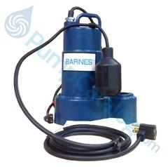 barnes pumps sp33a effluent sewage sump pump 112549 pumpcatalog combarnes submersible non clog sewage pump sp33a