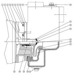 Burks Series WG6-2 Parts