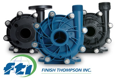 Finish Thompson Pumps &  Water Treatment