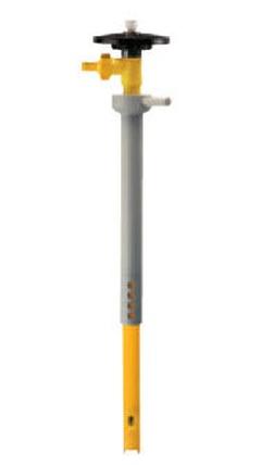 Lutz 0103-150 Drum Pump Tube MPMS-PP 50/41 L SS PP