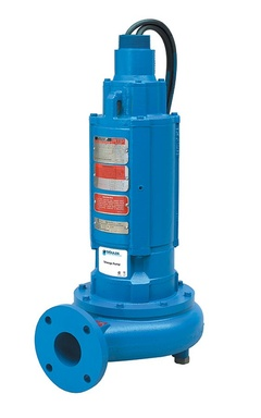 Goulds 3SDX12K4FF 3SDX Submersible EXP Proof Sewage Pump