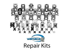 Yamada Pump Repair Kit K15-PC-B