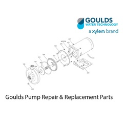 Goulds 10-001-230R Pump Repair Parts, Flex Connector