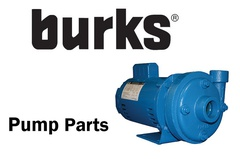Burks Pump Motor Part Number 09808