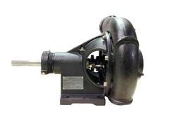"Z86166 Frame Mount CCW Rotation, Cast Iron, 4"" x 3"" NPT"