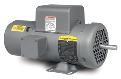BL3507 Baldor AC Motor, Unit Handling, Short-Series Brake Motors