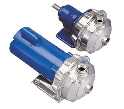 Goulds Pumps NPO 316L SS Centrifugal Pump & Parts | PumpCatalog com