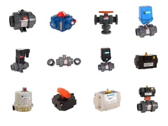 "Hayward EPS5-120, EPS5 Model Actuator fits 1/2"" - 6"" TB Series, 1/2"" - 3"" TW & LA SeriesBall Valves, 2"" - 3"" Butterfly Valves"