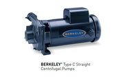 Type C Series Straight Centrifugal