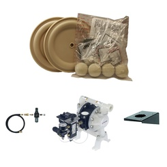 Diaphragm Pumps Parts Kits Accessories