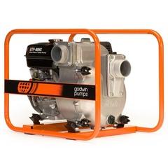 "Godwin PMWP030GAN001, GTP-80HX 3"" Wet Prime Trash Pump"