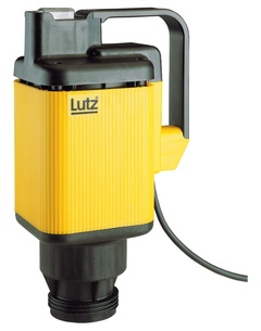 Lutz 0060-034 Drum Pump Motor MAII 3 12V