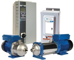 Aquavar e-ABII Booster Systems