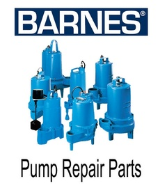 Barnes Pump Repair Part Number 014-00005-101