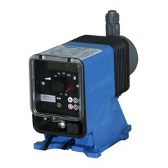 Pulsatron Pumps Model LMH6T2-PVC3-O17 Chemical Metering Pump