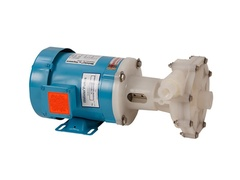 Hayward 1C7HX0409, PVDF HORIZONTAL END SUCTION 1 HP 208-230/460 3 PH C Series Pumps
