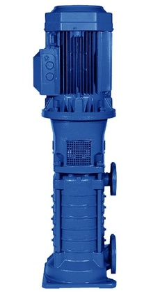 Goulds Pumps MPN201A2BD1A MPVN High Pressure Multi Stage Pump