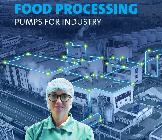 Grundfos Food Processing Pumps