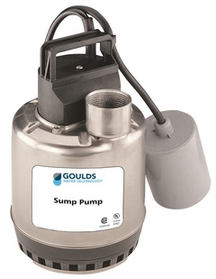 Goulds LSP0712F LSP07 Submersible Effluent Sump Pump
