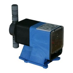 Pulsatron Pumps Model LVG5SB-VTSK-A65 Chemical Metering Pump Back View