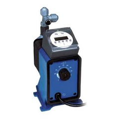 Pulsatron Pumps Model LC13BA-PVC1-XXX Chemical Metering Pump