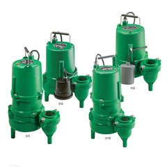 Hydromatic Sewage Pump SK100M6 20 Solids Handling Pumps