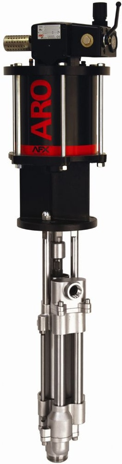 Force Pneumatic Four Ball Piston Pumps
