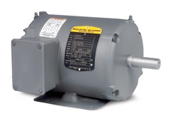 AOM3614T Baldor 2 HP, 1160 RPM, 3 PH, 60 HZ, 184T, 3627M, TEAO, F1