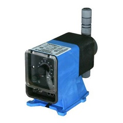 Pulsatron Pumps Model LVF4M1-VTT5-382 Chemical Metering Pump