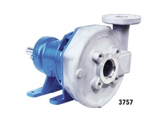 Goulds 5SSFRMJ0 3757 SS Centrifugal Pump
