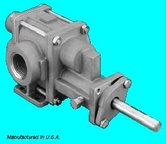 Plusafeeder ECO G8 Gearchem Pumps