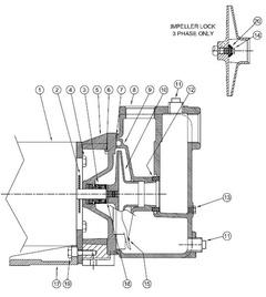 Burks Series WA6 Parts