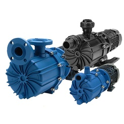 SP Sealless Self Priming Mag Drive Centrifugal Pumps